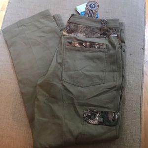Columbia PHG hunting pants Omni-Shield Realtree NW